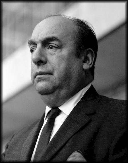 Chilean, Pulitzer winning poet Pablo Neruda.